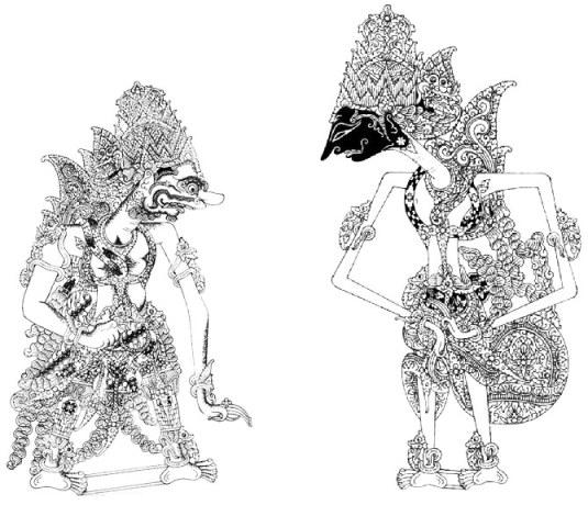 arjunasasrabahu-rahwana